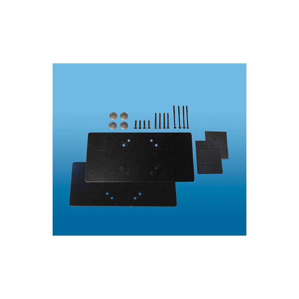 Vertically Driven Products Trousse de montage sur bâti pour vtt industriel – utilisée avec 4035a – tous les vtt avec un montage en métal de véhicule industriel
