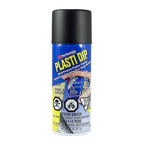 Performix Plasti Dip Aerosol, Black, 311 gram