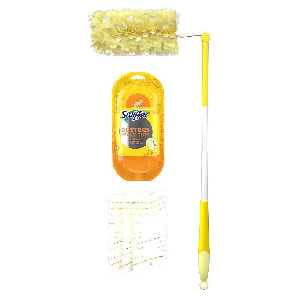 Swiffer Dusters Extendable Handle Starter Kit