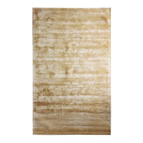 Lanart Rug Luminous Off-White 4 ft. x 6 ft. Indoor Textured Rectangular Area Rug