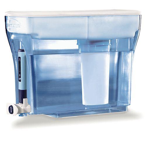 Zero Water - Distributeur de 23 tasses avec mesure MDS gratuite