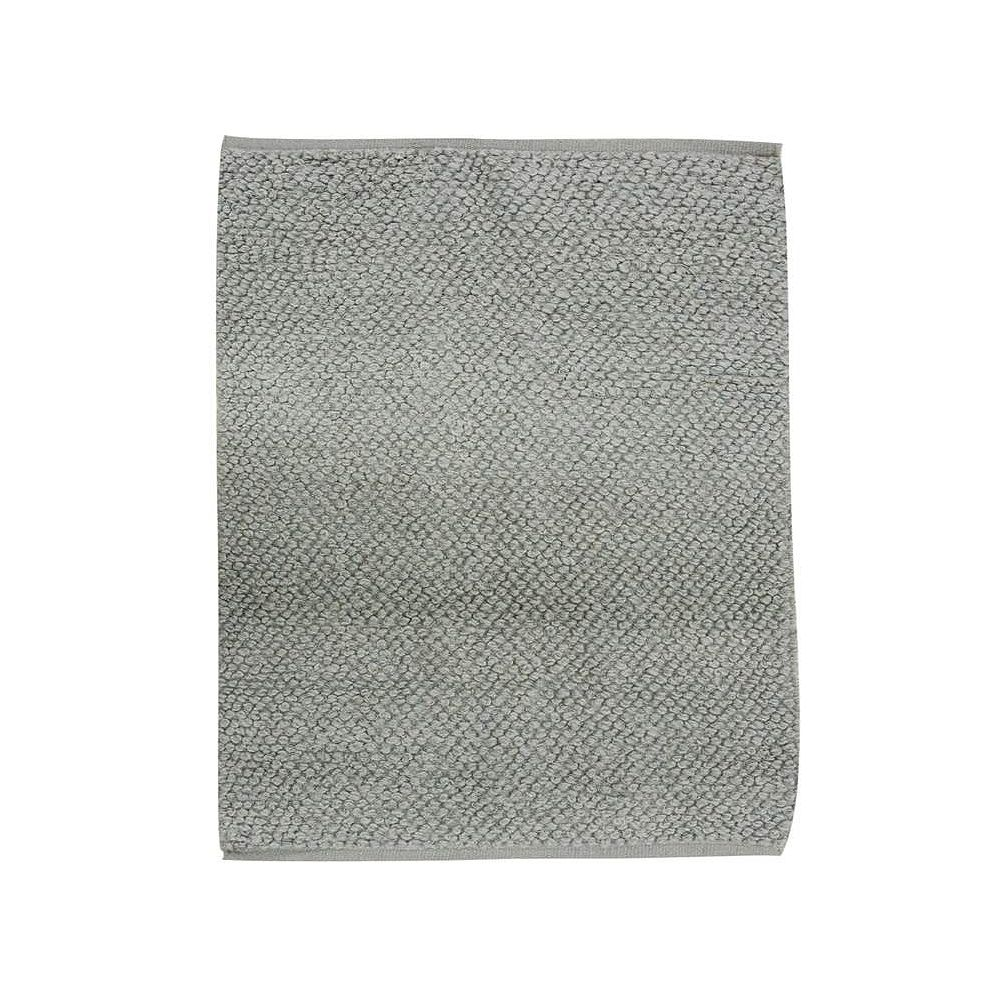 Home Decor Carpette, 2 pi 4 po x 4 pi, rectangulaire, gris Comberloop