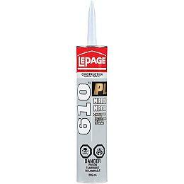 LePage PL 610 Mirror Construction Adhesive, 295 ml