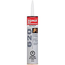LePage PL 620 Granite and Marbel Construction Adhesive, 295 ml