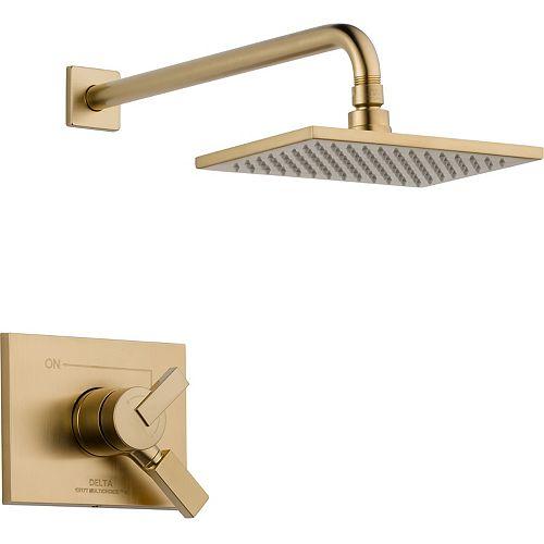 Vero 1-Spray Shower Faucet in Bronze (Valve Sold Separately)