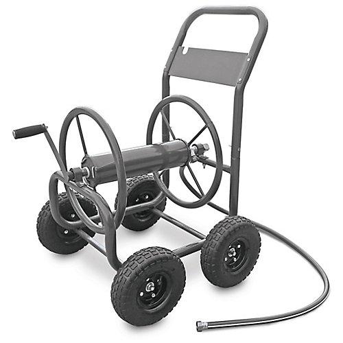 Four Wheel Hose Cart