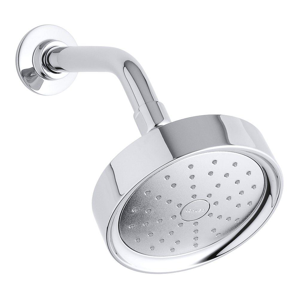 KOHLER Purist 2.0 gpm Single-Function Katalyst Showerhead