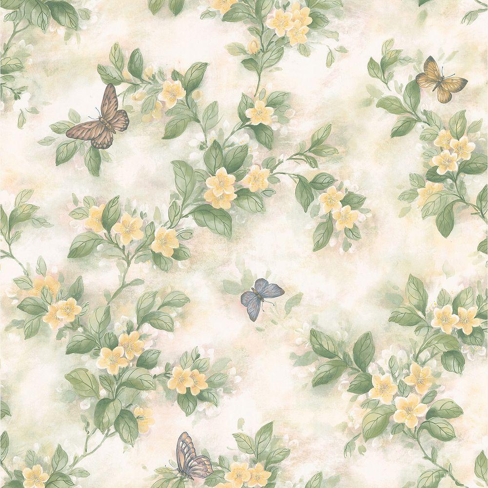 Brewster Papier Peint Papillon