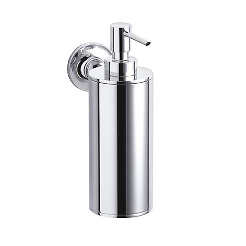 Purist(R) wall-mounted soap/lotion dispenser