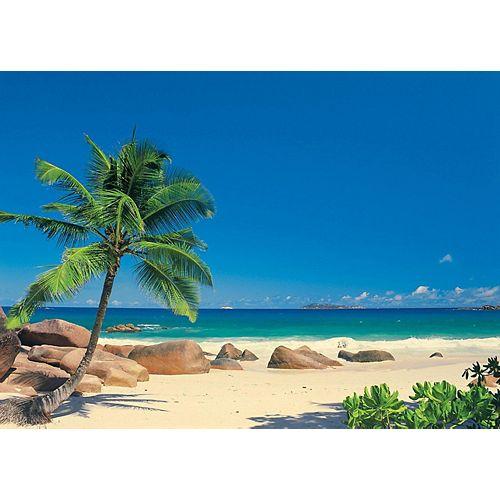 Seychellen Palm Tree Mural
