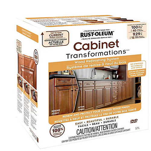 Transformations Wood Refinishing Kit
