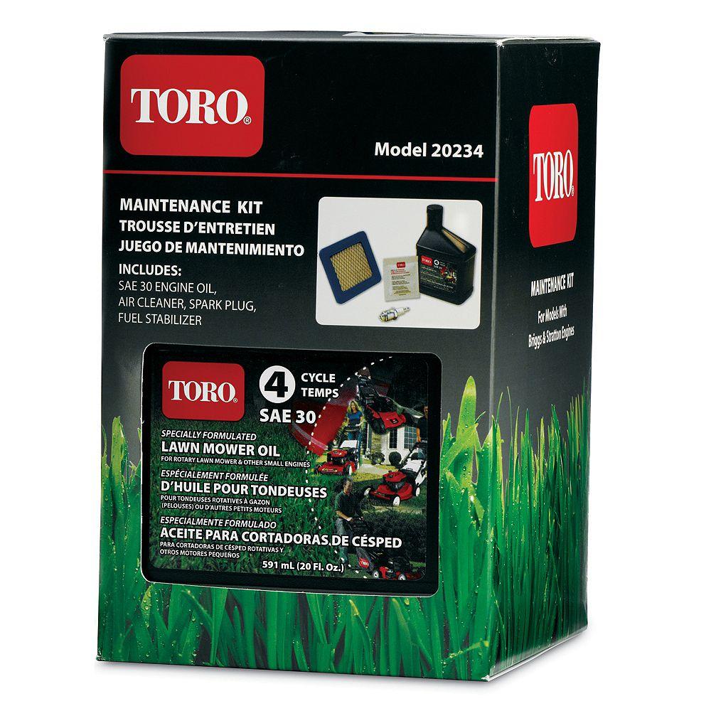 Toro Kit de Maintenance pour Tondeuses Auto-tractées avec Moteur Briggs & Stratton