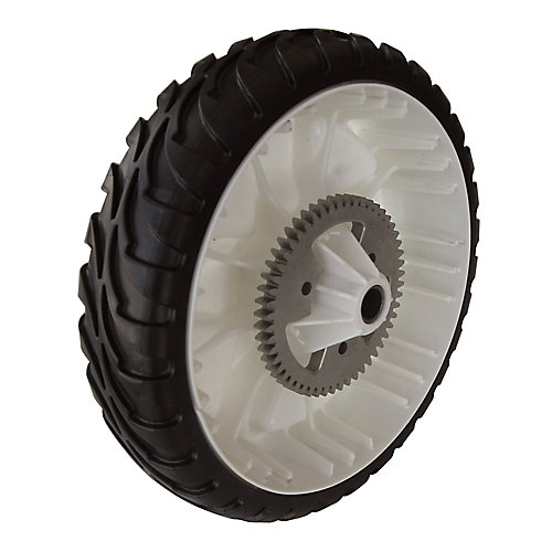 Personal Pace 8-inch Replacement Rear-Wheel-Drive Wheel for Lawn Mowers