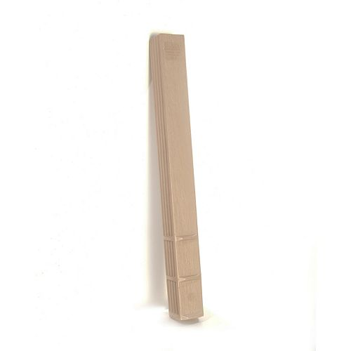 Post Protector 4-inch x 4-inch x 3-1/2 ft. Composite Fence  (72-Piece/Pallet)