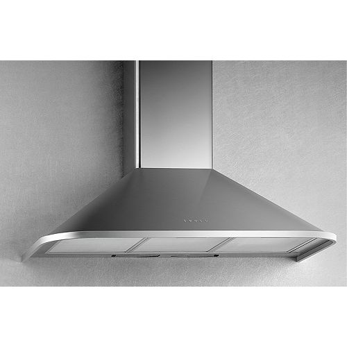 30-inch, 500 CFM Canopy Wall-Mount Range Hood in Stainless Steel with Incandescent Lighting