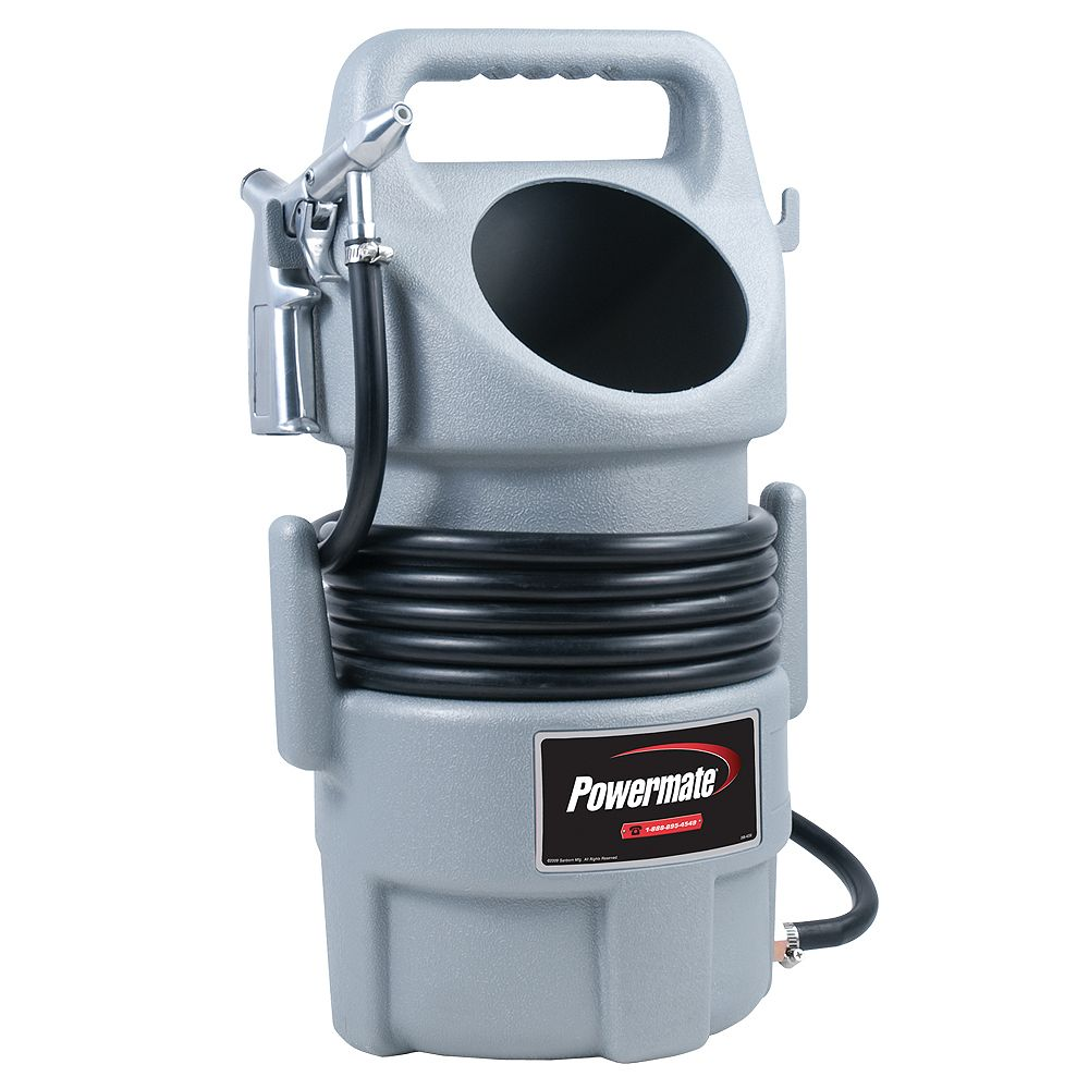 Powermate Air Sandblaster with 50 lb. Hopper