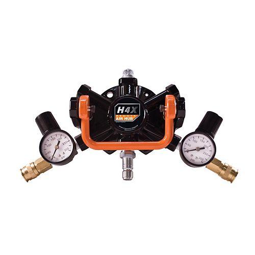 H4X Remote Air Hub