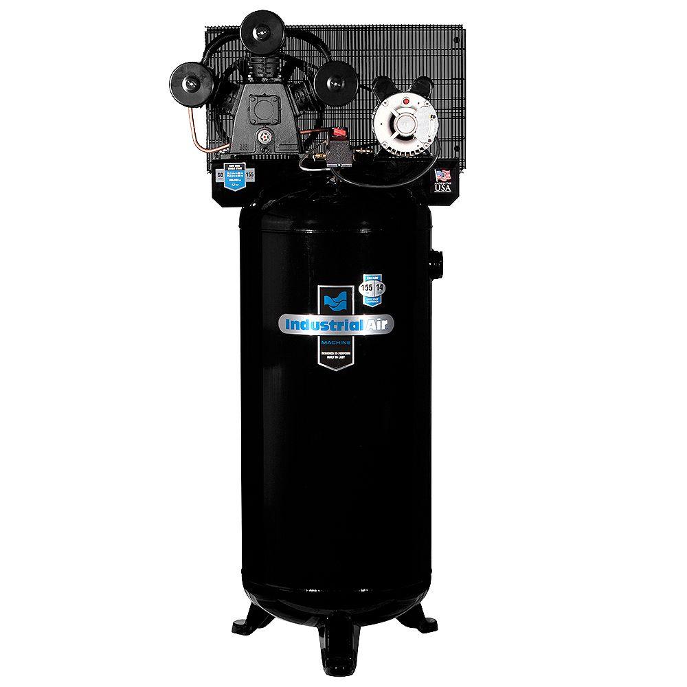 Industrial Air Compresseur dair électrique – 227,1 litres