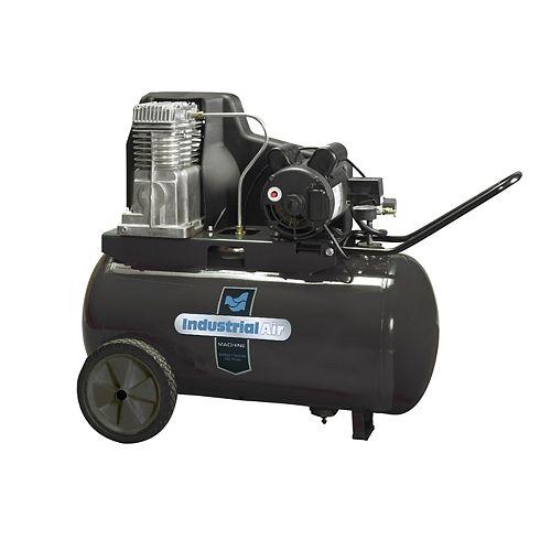 20 Gallon Portable Electric Air Compressor, 130 psi