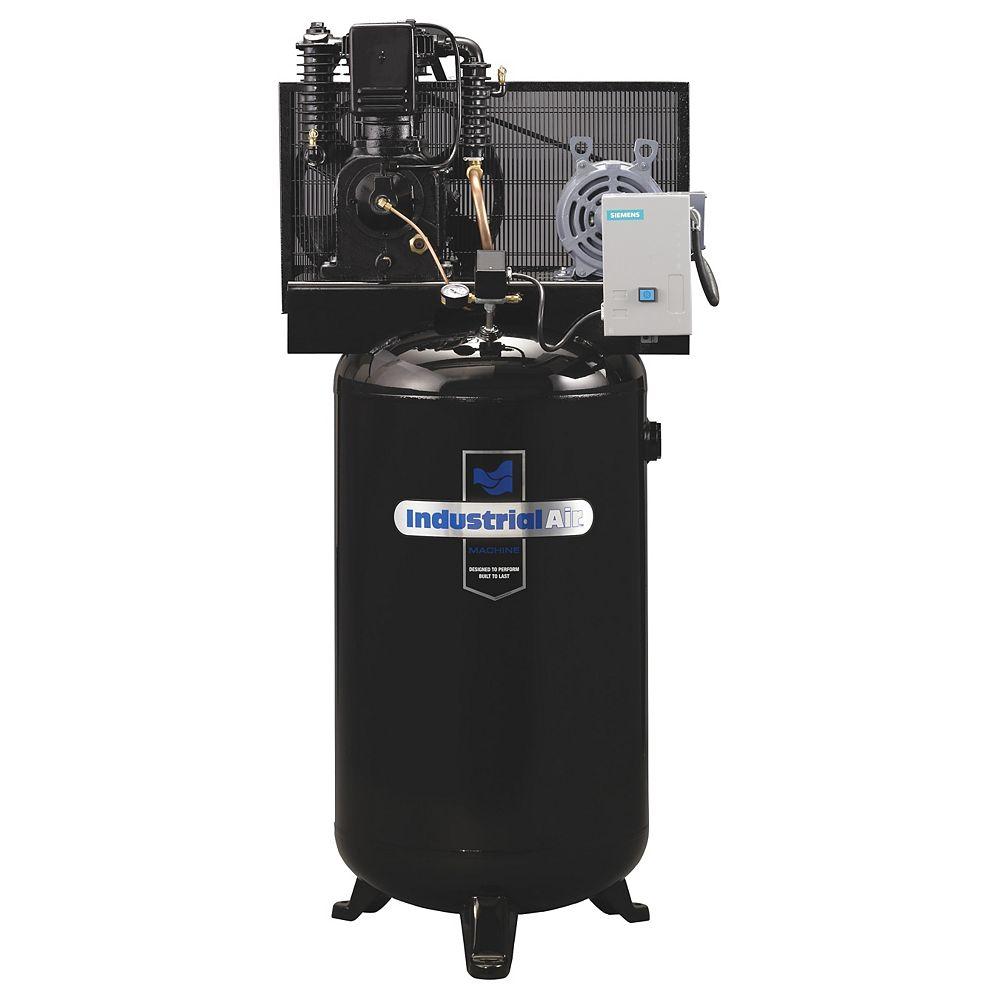 Industrial Air 80-Gallon Electric Air Compressor