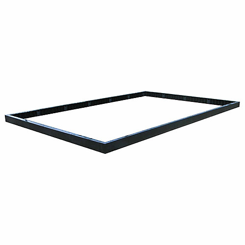Greenhouse Base Kit -  8 Feet 6 Inches X 12 Feet 7 Inches
