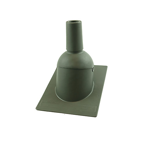 2 inch Weatherwood new roof/re-roof vent pipe flashing