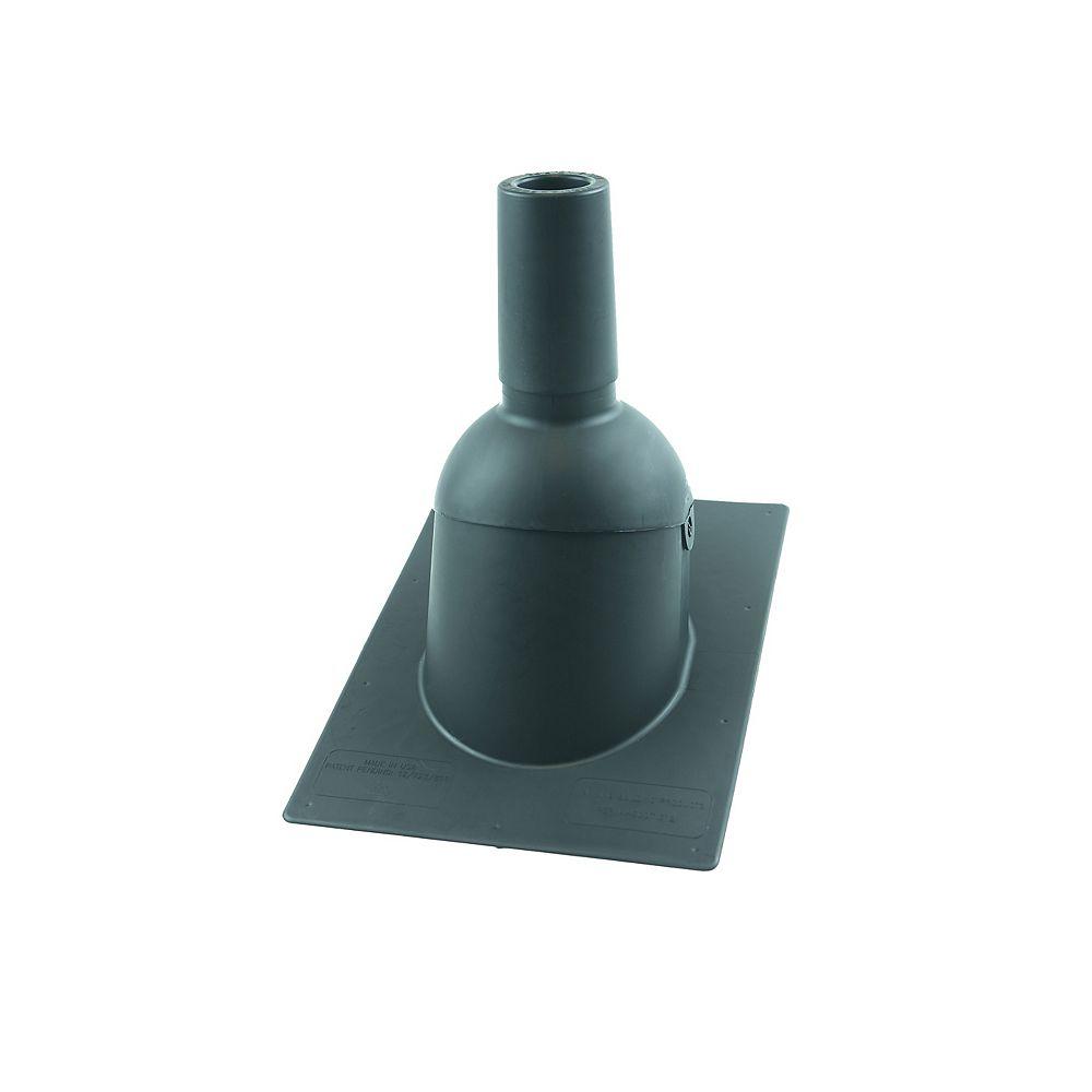 Perma-Boot 312 2 pouces Gris Nouveau toit / tuyau de ventilation reroof clignotant