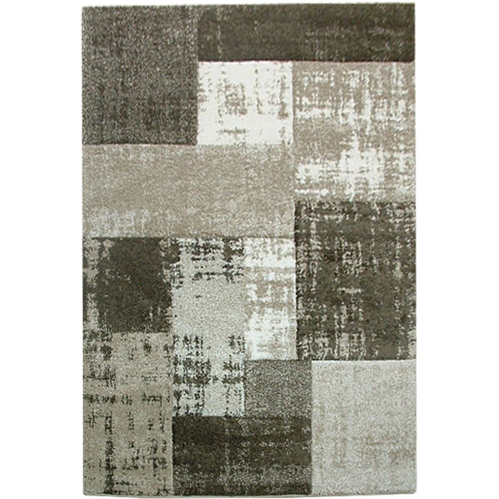 Cam Living Camino Brown 7 ft. 9-inch x 10 ft. 8-inch Rectangular Area Rug