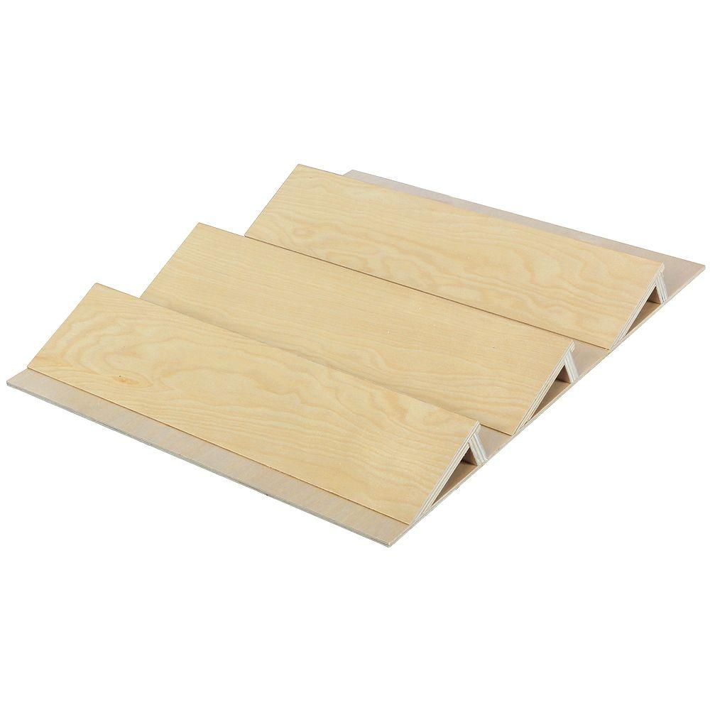 Knape & Vogt Wood Spice Drawer Insert - 19.125 Inches Wide