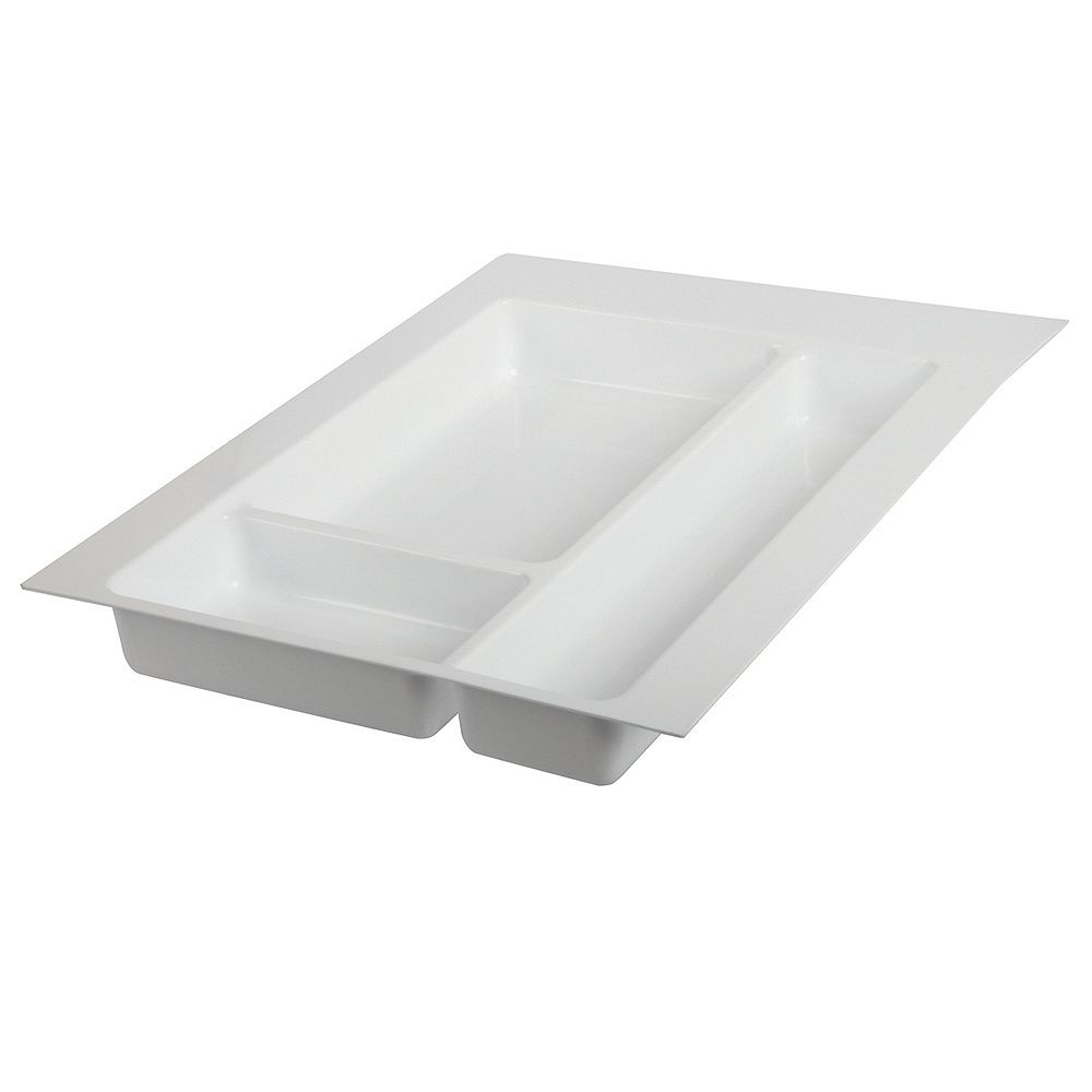 Knape & Vogt Utility Tray - 12.375 Inches to 14.75 Inches Wide
