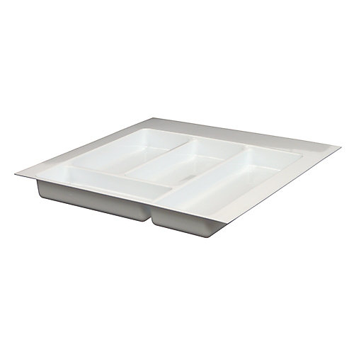 Utility Tray - 18.375 Inches to 21.125 Inches Wide