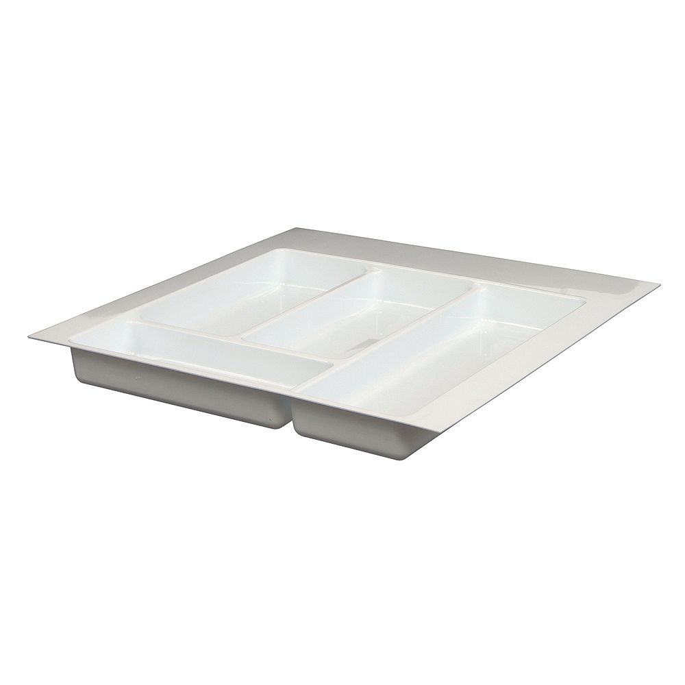 Knape & Vogt Utility Tray - 18.375 Inches to 21.125 Inches Wide