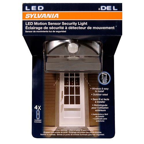 LED Security Light