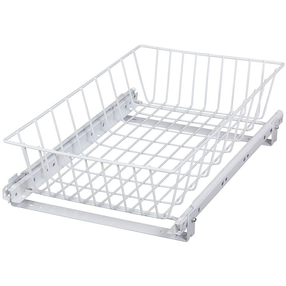 Knape & Vogt Multi-Use Basket - 15.125 Inches Wide
