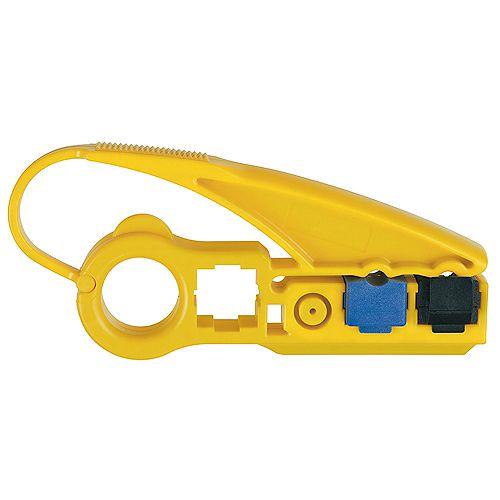 Dual Cartridge Radial Stripper