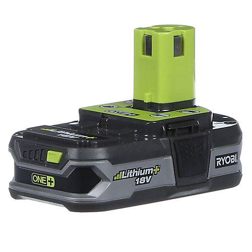 18V ONE+ Lithium-Ion Compact Lithium+ 1.5Ah Battery