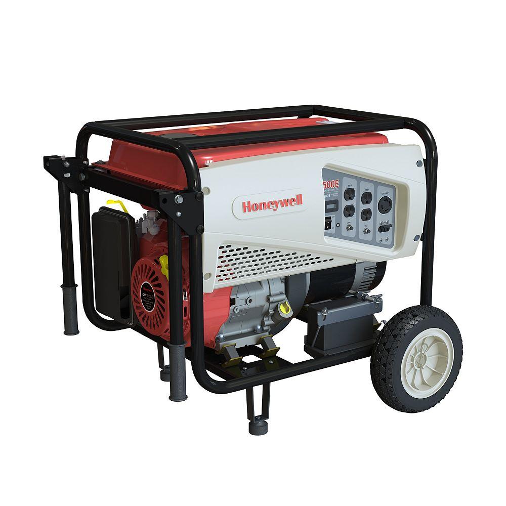 Honeywell 5500 Watt Portable Generator