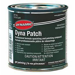 Plâtre à reboucher Dyna Patch Pro 236 ml (8 oz)