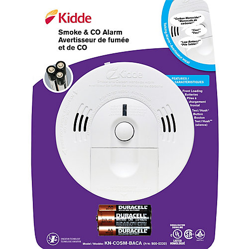 Talking Intelligent Smoke & Carbon Monoxide Alarm