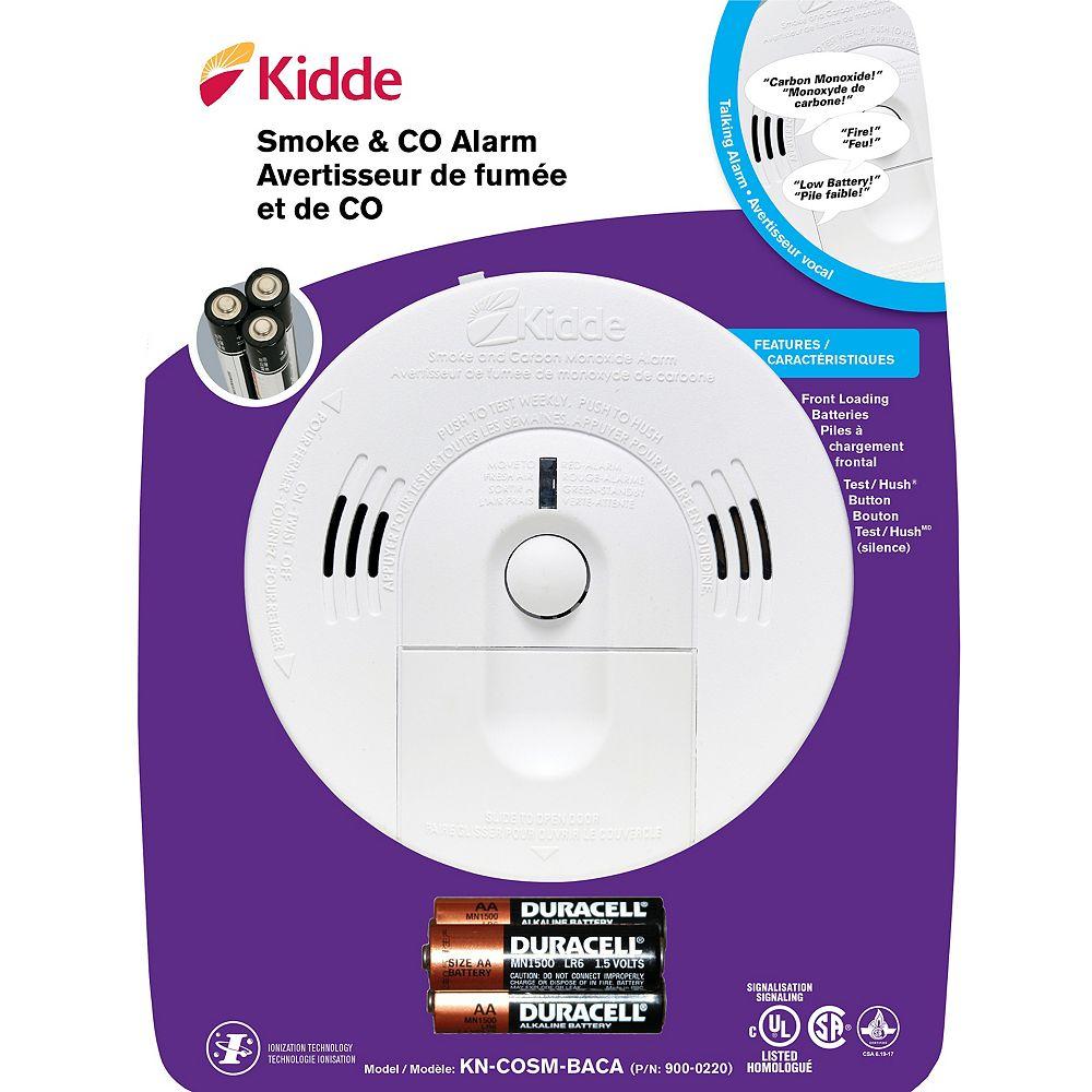 Kidde Talking Intelligent Smoke & Carbon Monoxide Alarm