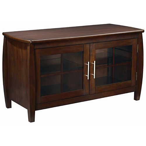 Carleton 47 Inch Home Theatre Wood Console