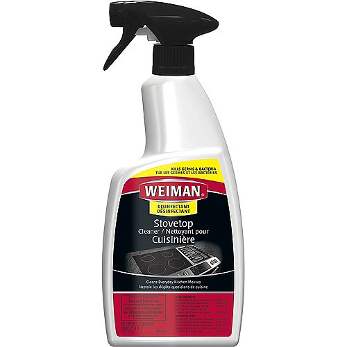 COOK TOP DAILY CLEANER 650ml Trigger