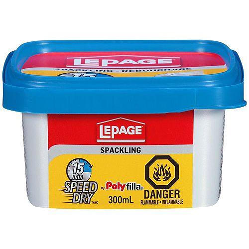 LePage 15 Minute Speedy Dry Instant Repair Spackling
