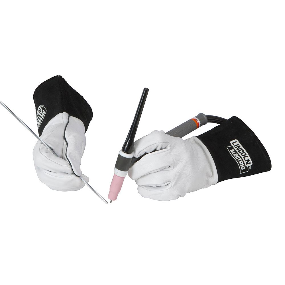 Lincoln Electric Leather Tig Welding Gloves Extra Large The Home Depot Canada