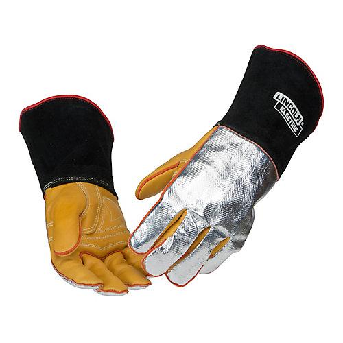 Heat Resistant Welding Gloves - Large