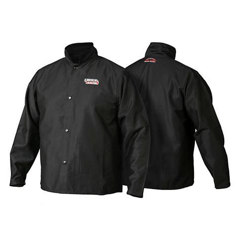 Traditional Flame Retardant Cloth Welding Jacket - Large