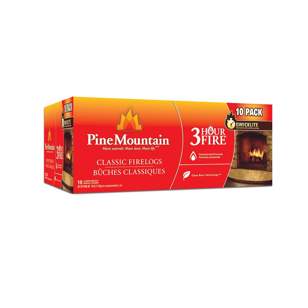 Pine Mountain 10x3 Buches