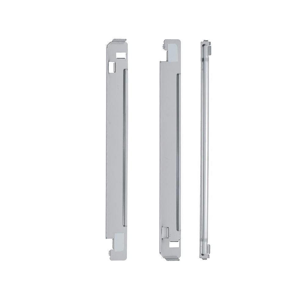 LG Electronics Kit d'empilage du linge 27 pouces en chrome
