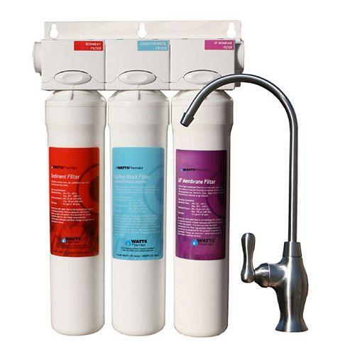 Système de filtration extrêmeUF3