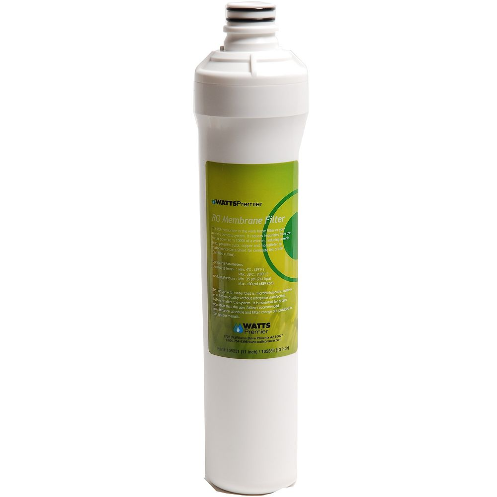 Watts R/O Pure Replacement Membrane